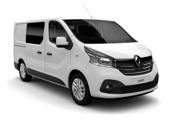 Renault Trafic 1,9 dci 9 places